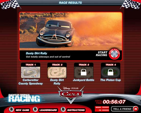 games with racing